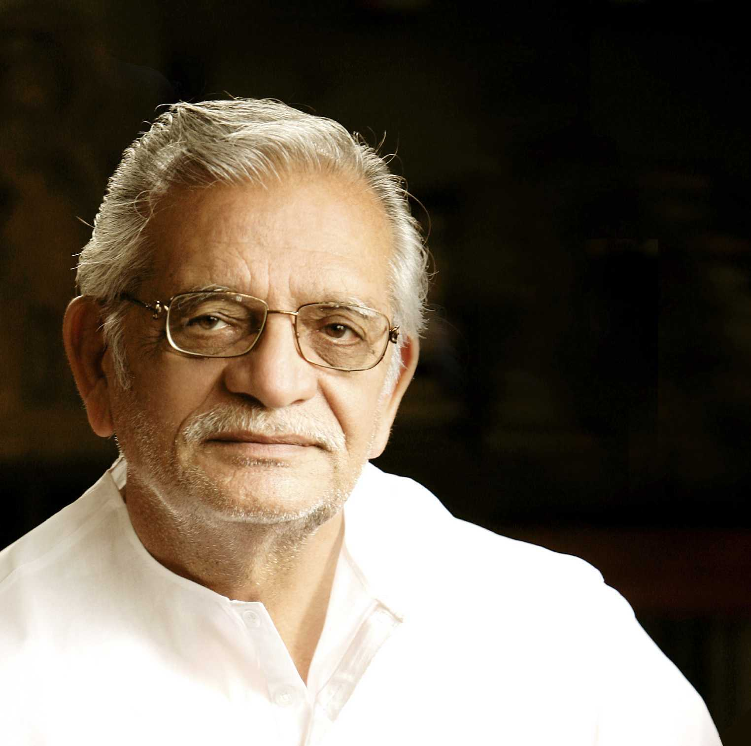 Gulzar Gulzar is been defended by Anurag