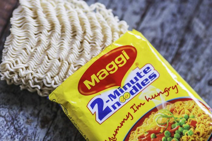 Maggi banned from India for its contents