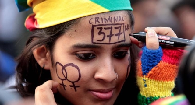 Legal News: Hundreds of Indians were arrested last year under Colonial-era anti-gay law