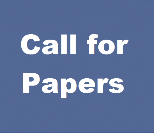 Call For Papers: International Journal of Enviro Legal Research in inviting submission of papers for Volume 1, Issue 2 latest by November 5