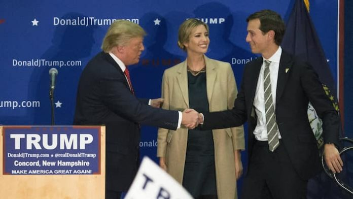Legal News: An approach for TV network was made by Jared Kushner, Donald Trump's son-in-law