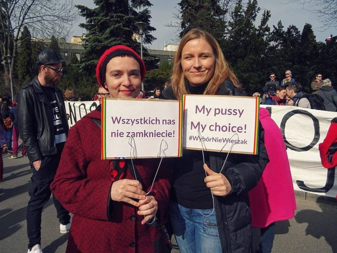 Legal News: Women in Poland are on strike to protest country's plans to ban abortions