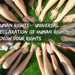 Universal declaration of human rights- Know your rights by lawnn.com