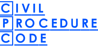 CIVIL PROCEDURE CODE: WRITTEN STATEMENT, SET-OFF & COUNTER CLAIM