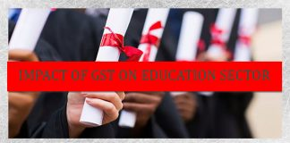 GST Impact on education sector in india 1