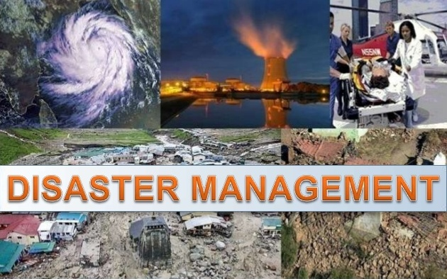 disaster management laws and acts