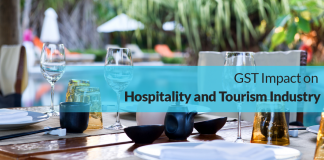 GST impact on hospitality and tourism industry