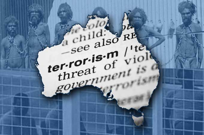 Collecting or Making documents that facilitates terrorist acts in Victoria, Australia