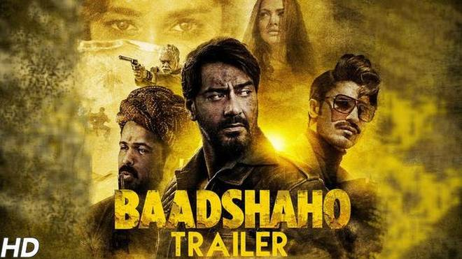 Copyright infringement halts Baadshaho! Bombay High Court comes to Trimurti's rescue
