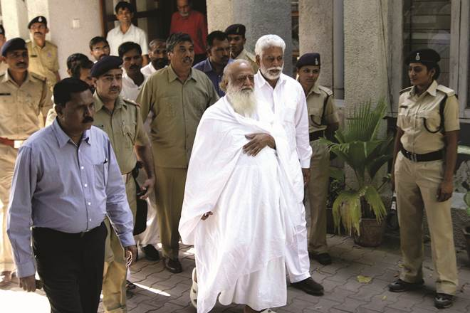 Supreme Court hauls Gujarat government for its tardiness in Asaram Bapu rape case