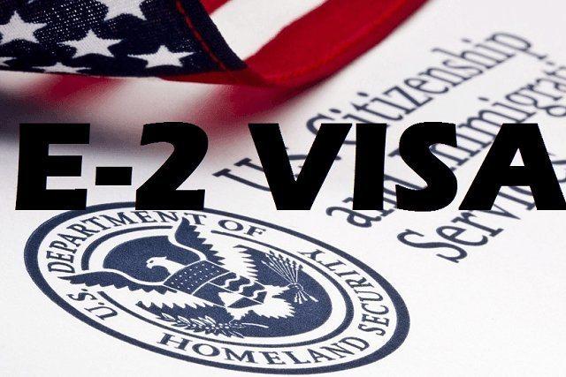 Entering the U.S. is easier through an E-2 visa than the EB-5 visa