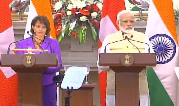 India Thanks Switzerland's Support for its MTCR Membership bid
