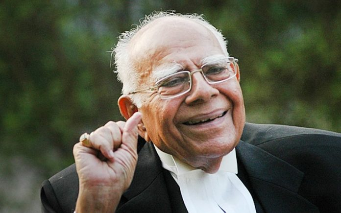 Ram Jethmalani: Cocktail of Experience and Emotions