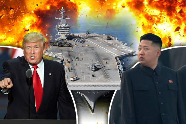 Democrats wanting to prevent Donald Trump from bombing North Korea