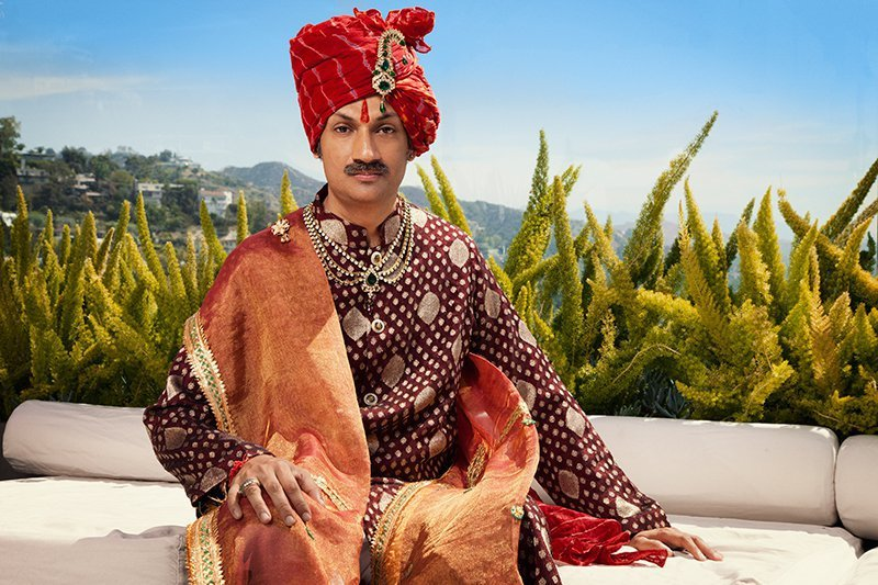 Indian Prince Manvendra Singh Gohil Comes Openly Out About Being ...