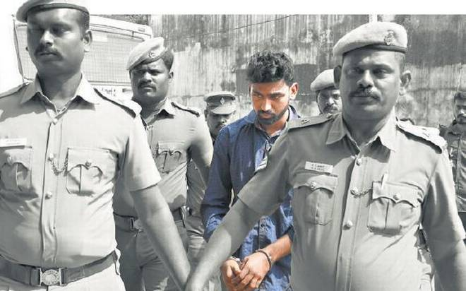 Chennai Court Sentences An IT Professional To Death For Raping And Murdering 7 year old Child