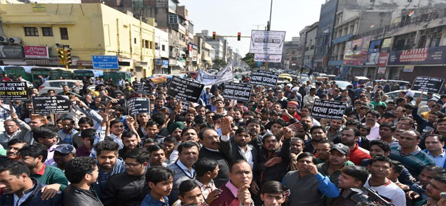 Delhi High Court: Delhi Held To Ransom By Traders,Says HC Regarding Masterplan Amendment