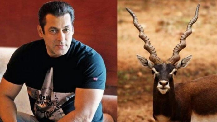 Actor Salman Khan receives death threats against Blackbuck case