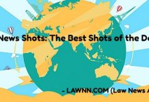 Legal News Shots- The Best Legal Shots of the Day