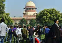 Ayodhya Verdict Out- Supreme Court orders construction of a temple on disputed site and Muslims to get 5 Acres of land