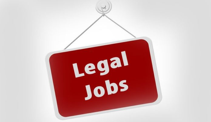Legal executive vacancy at Jaipur, Bengaluru, Chennai, with 2-3 years exp