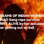 BREAKING- Unnao rape case survivor burnt alive by her accused after getting bail and many news headlines say that Indians are getting too emotional on rape victims!?