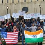 Indian-Americans protested against CAA across 30 USA cities on Republic Day