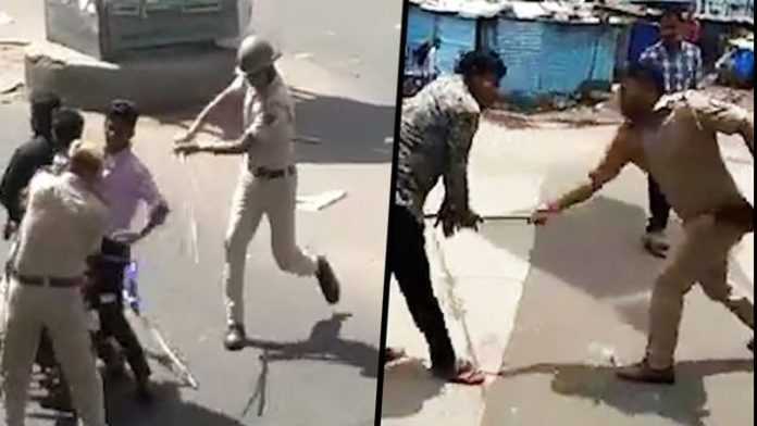 Karnataka High Court Directs DG And IGP To Restrain Police From Using Lathis On Citizens