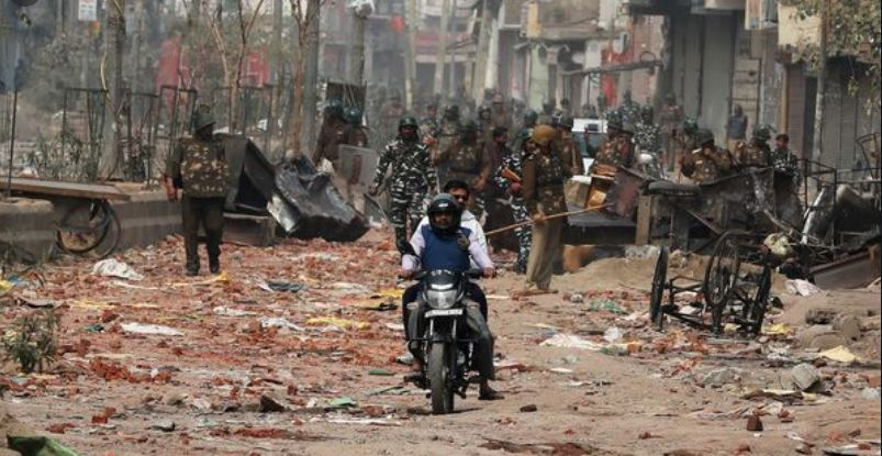 Lawyers body offers free legal aid to the victims of the Delhi riots